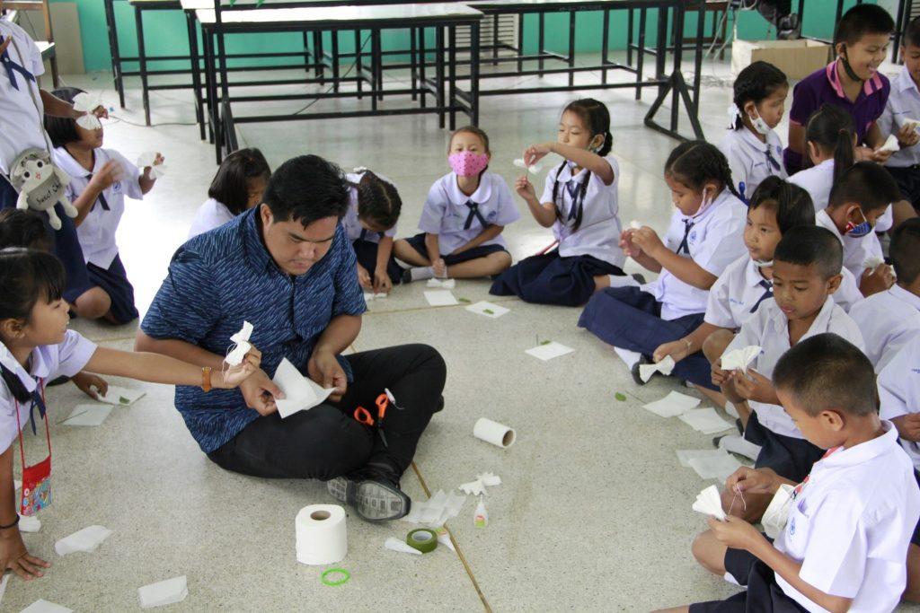 ครูและนักเรียน